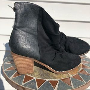 New Altar'd State Black Booties